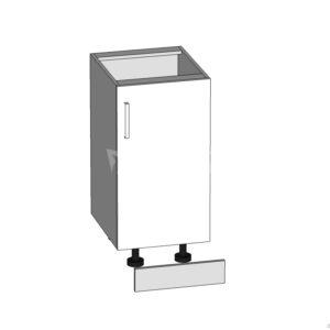 D-40/82 dolná skrinka P / L kuchyne Tapo