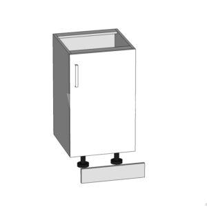D-45/82 dolná skrinka P / L kuchyne Tapo
