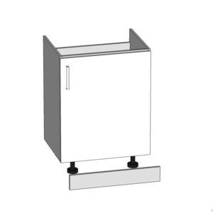 DK-60/82-P (L) dolná skrinka pod drez kuchyne Plate