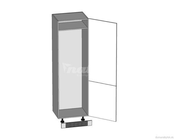 DL-60/207-P / P dolná skrinka pre vstavané spotrebiče kuchyne Tapo