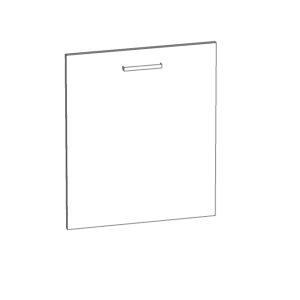 DM-60/71 dvierka na umývačku 596x713 kuchyne Plate