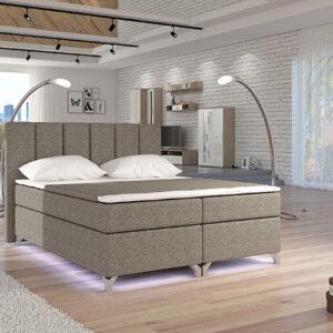 Boxspring posteľ BASILIO 180 x 200