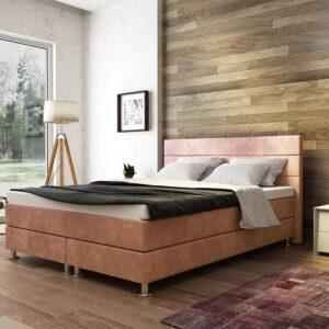 Čalúnená manželská posteľ Paula 180 x 200 + Toper