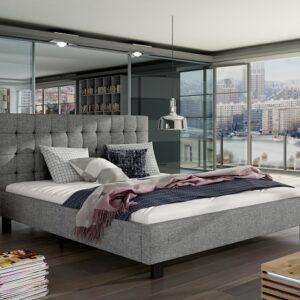 Čalúnená posteľ Mauro