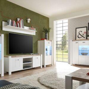 Dreviso obývacia izba