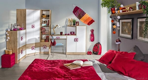 Detská posteľ Nico