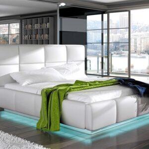 Čalúnená posteľ ASTI 160 x 200