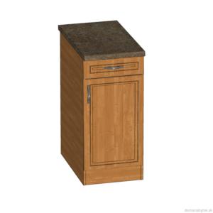 D40S1 dolná skrinka kuchyňa Sycylia