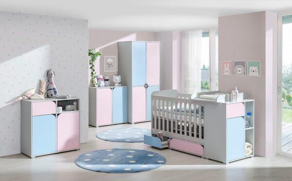 Akcia - Detská izba Mimo