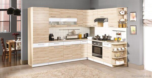 Skrinka na rúru 60 kuchyňu Modena MD29-D60P