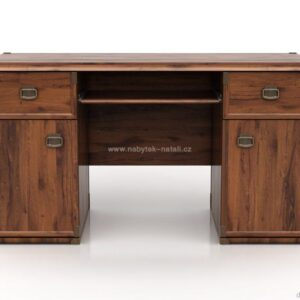 Indiana písací stôl JBIU2D2S