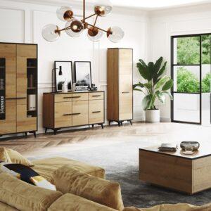 Moderná obývacia zostava Frida