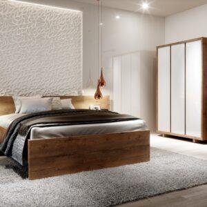 Moderná spálňa Amory
