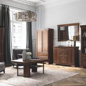 Rustikálne obývacia zostava Kora
