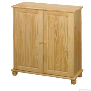 Bielizník z borovicového dreva