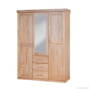 Celso - šatníková skriňa so zrkadlom