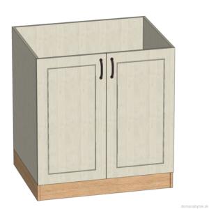D80 dolná skrinka kuchyňa Royal