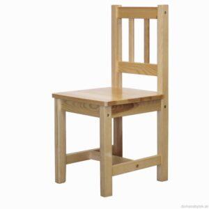 Detská stolička 8866 lakovaná