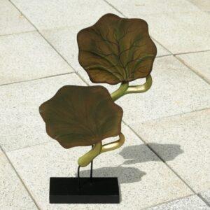 Drevorezba - Listy na stojane