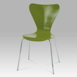 Jedálenská stolička C-180-5 GRN