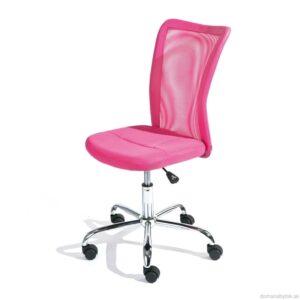 Kancelárska stolička BONNIE ružová