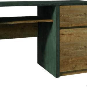 Montana písací stôl B1 Dub Lefkas / Grey