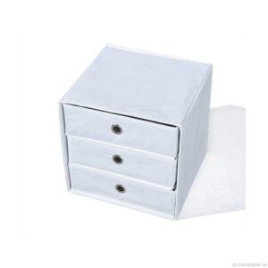 Skladací box WILLY biely