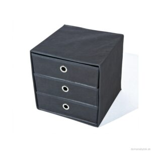 Skladací box WILLY čierny