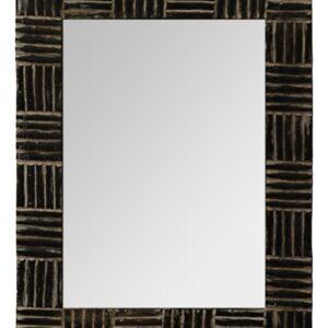 Zrkadlo v drevenom ráme - 60x80 cm