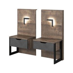 Arden nočný stolík