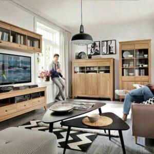 Bergen obývačka