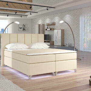 Boxspring posteľ BASILIO 140 x 200
