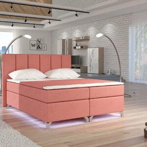 Boxspring posteľ BASILIO 160 x 200