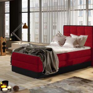 Čalúnená jednolôžková posteľ Aster