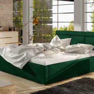 Čalúnená posteľ Belluno - 140x200
