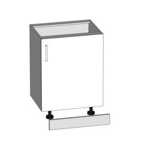 D-60/82 dolná skrinka P / L kuchyne Plate