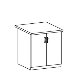 D60 dolná skrinka kuchyňa Linea