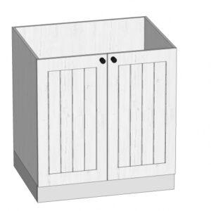 D80 dolná skrinka kuchyňa Prowansja