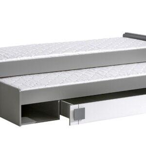 Detská jednolôžková posteľ s prístelkou Gumi G16