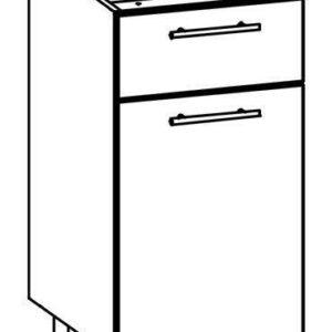 Dolná skrinka so zásuvkou l / p 40 tiffany