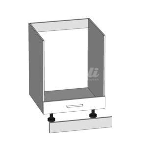 DP-60/82-K dolná skrinka pre vstavané spotrebiče kuchyne Tafne