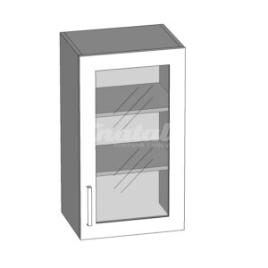 G-40/72 PV (LV) horná skrinka kuchyne Plate