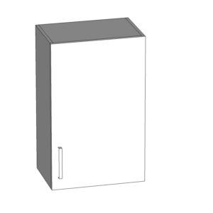 G-45/72 P (L) horná skrinka kuchyne Plate