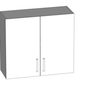 G-80/72 L (P) horná skrinka kuchyne Plate