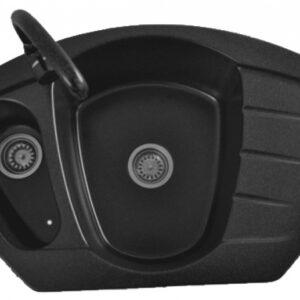 Granitový drez Compact 910.540
