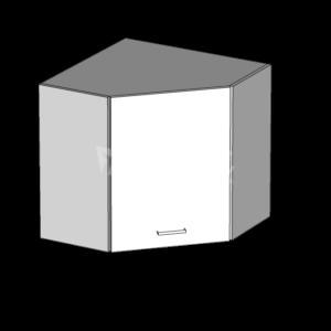 Horná skrinka rohová LP 60 kuchyňa Eliza (EZ7 / G60NW)