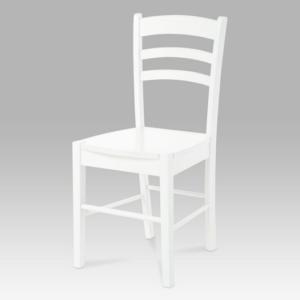 Jedálenská stolička AUC-004 WT
