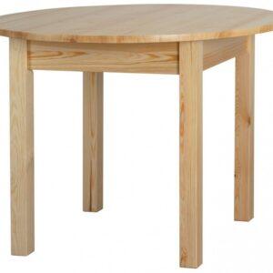 Jedálenský stôl okrúhly Haiti