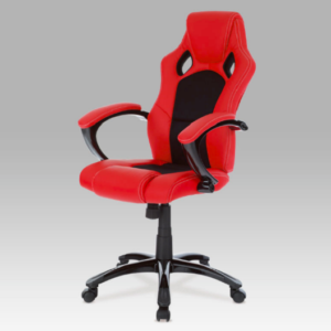 Kancelárska stolička KA-N157 RED