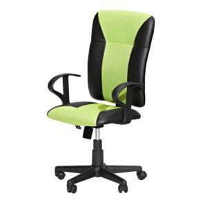 Kancelárske kreslo KING zelené